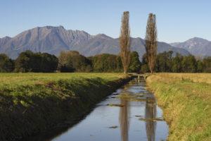 Storie intorno ai canali d'acqua del Piano di Magadino